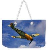 Bf 109 Messerschmitt  Weekender Tote Bag