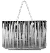 Bellagio Fountains Work A Weekender Tote Bag