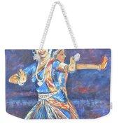 Bharatha Naatyam Weekender Tote Bag