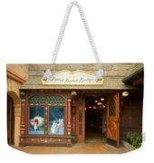 Bibbidi Bobbidi Boutique Fantasyland Disneyland Weekender Tote Bag