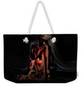 Biblical Seduction Weekender Tote Bag