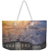 Biblical Sunset Weekender Tote Bag