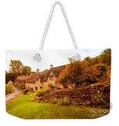 Bibury Almhouses Weekender Tote Bag