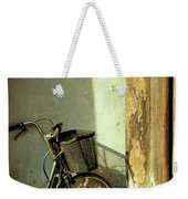 Bicycle 02 Weekender Tote Bag