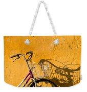 Bicycle 07 Weekender Tote Bag