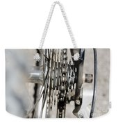 Bicycle Cassette Weekender Tote Bag