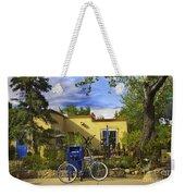 Bicycle In Santa Fe Weekender Tote Bag