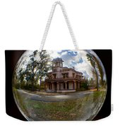 Bidwell Mansion Through A Glass Eye Weekender Tote Bag