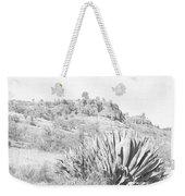 Bidwell Park Cactus Weekender Tote Bag