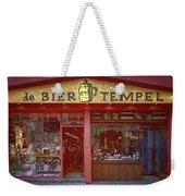Bier Tempel Weekender Tote Bag