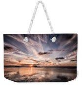 Atlantic Sky Weekender Tote Bag