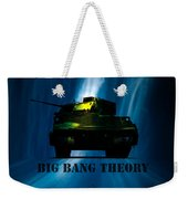 Big Bang Theory Weekender Tote Bag by Bob Orsillo