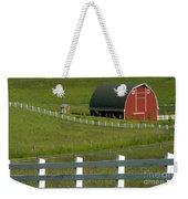 Big Barn Little Companion  Weekender Tote Bag