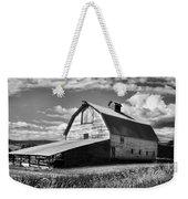 Big Barn Near Ellensburg Washington 2 Weekender Tote Bag