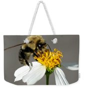 Big Bee Weekender Tote Bag