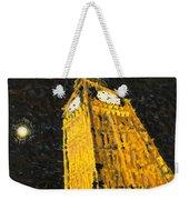 Big Ben At Night Weekender Tote Bag