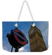 Big Ben Weekender Tote Bag