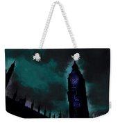 Big Ben Glowing Weekender Tote Bag