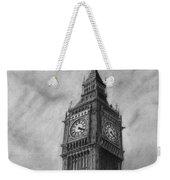 Big Ben London Weekender Tote Bag
