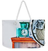 Big Ben Moon Beam Weekender Tote Bag by Bob Orsillo