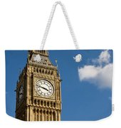 Big Ben Weekender Tote Bag