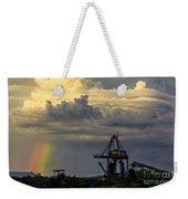Big Bend Rainbow Weekender Tote Bag by Marvin Spates