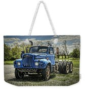 Big Blue Mack Weekender Tote Bag