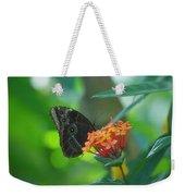 Big Boy Butterfly Weekender Tote Bag