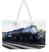 Big Boy - Union Pacific Railroad Weekender Tote Bag
