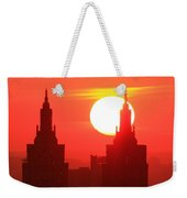 Big Bright Sun Weekender Tote Bag