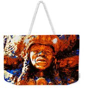 Big Chief Tootie Weekender Tote Bag