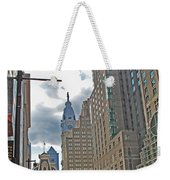 Big City Streets Weekender Tote Bag