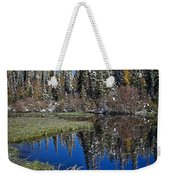 Big Cottonwood Canyon  Weekender Tote Bag
