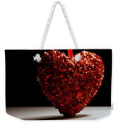 Big Heart Weekender Tote Bag