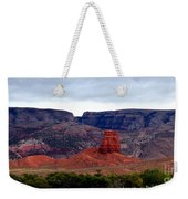 Big Horn Mountains Weekender Tote Bag