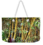 Big Island Bamboo Weekender Tote Bag