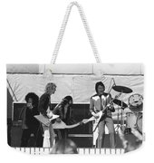 Big Jam At Day On The Green 1976 Weekender Tote Bag
