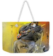 Big Jerry In Memphis Weekender Tote Bag