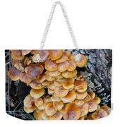 Big Mushrooms Family Weekender Tote Bag