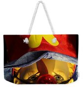 Big Nosed Boy Weekender Tote Bag