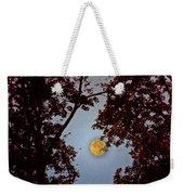 Big Old Autumn Moon Weekender Tote Bag