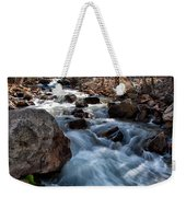 Big Pine Creek Weekender Tote Bag by Cat Connor