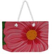 Big Pink Flower - Florist - Gardener Weekender Tote Bag