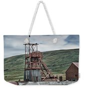 Big Pit Colliery Weekender Tote Bag