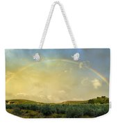 Big Rainbow Weekender Tote Bag
