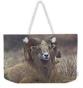 Big Rams Weekender Tote Bag