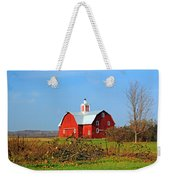 Big Red Barn Weekender Tote Bag