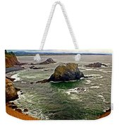 Big Rock Beach Weekender Tote Bag