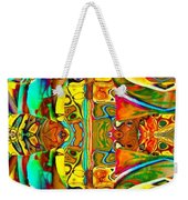Big Rock Candy Mountain Weekender Tote Bag