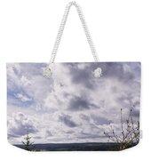 Big Sky At Kielder Weekender Tote Bag